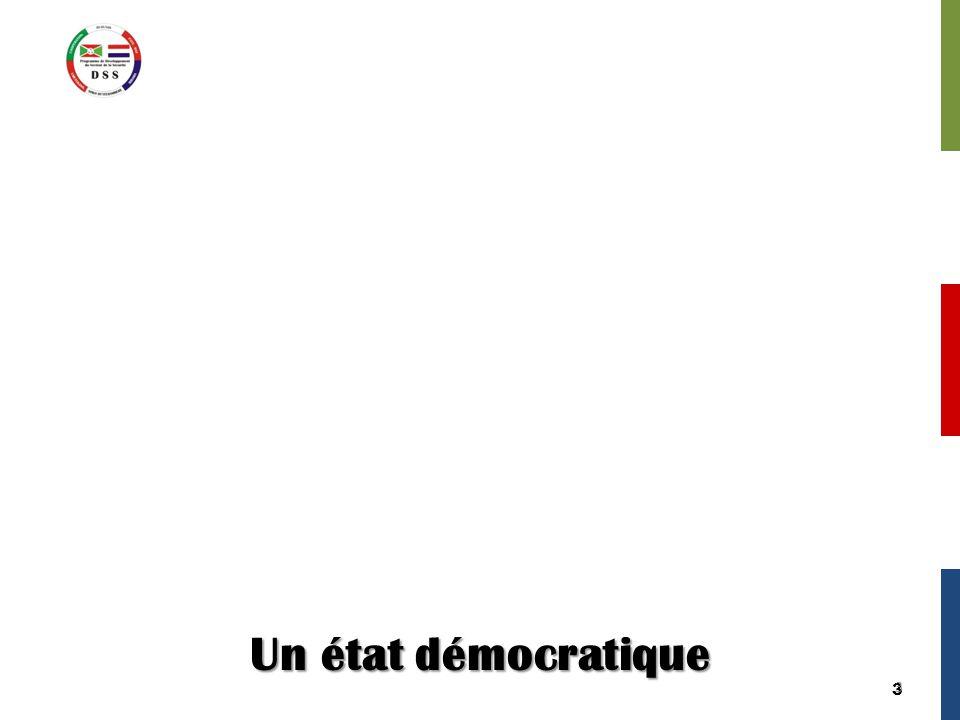 3 Un état démocratique 3