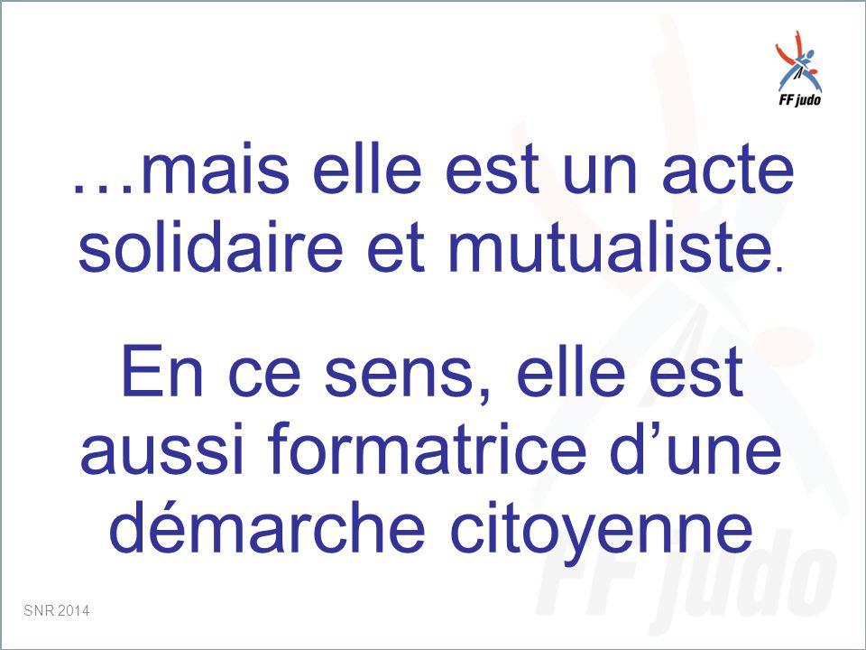 CD – 19-juin-10 …mais elle est un acte solidaire et mutualiste.
