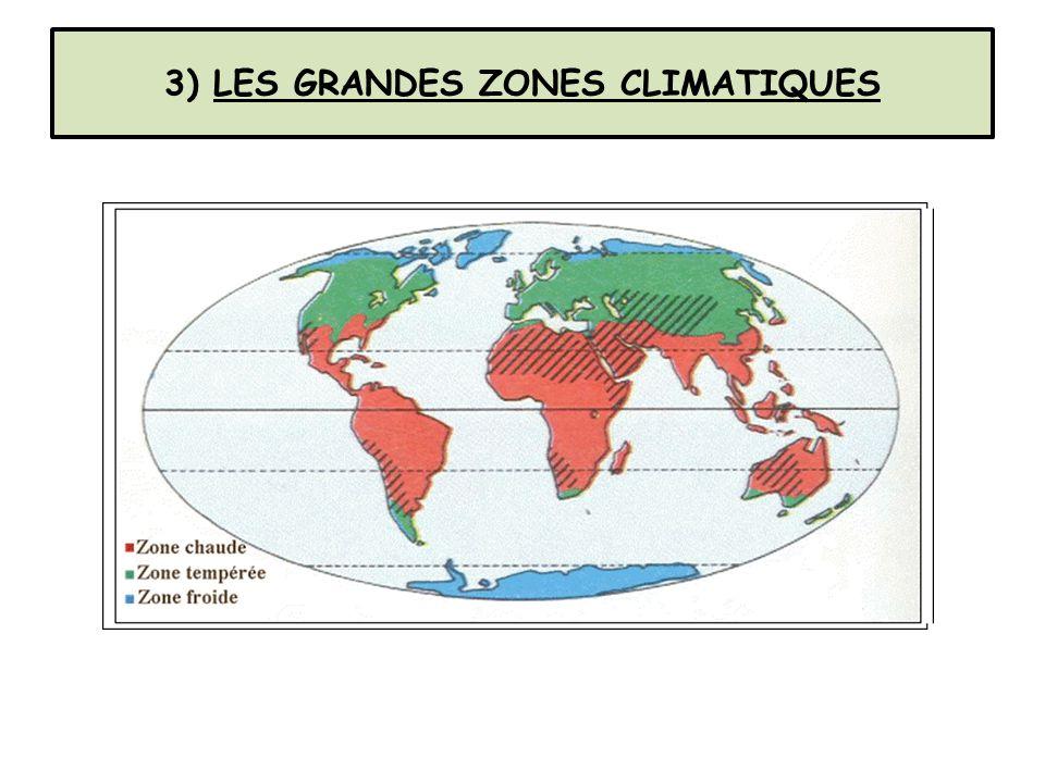 5) LES PRINCIPAUX ESPACES DE LA FRANCOPHONIE : Les grands repères de la France 1 2 Amérique du Nord : CANADA (Québec) Afrique : MAGHREB AFRIQUE DE L'OUEST AFRIQUE CENTRALE MADAGASCAR