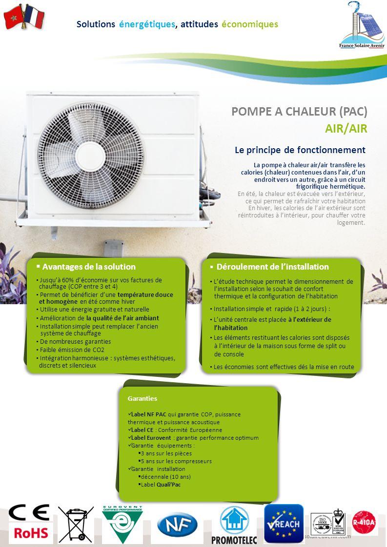 www.francesolaireavenir.com Solutions énergétiques, attitudes économiques  Déroulement de l'installation L'étude technique permet le dimensionnement