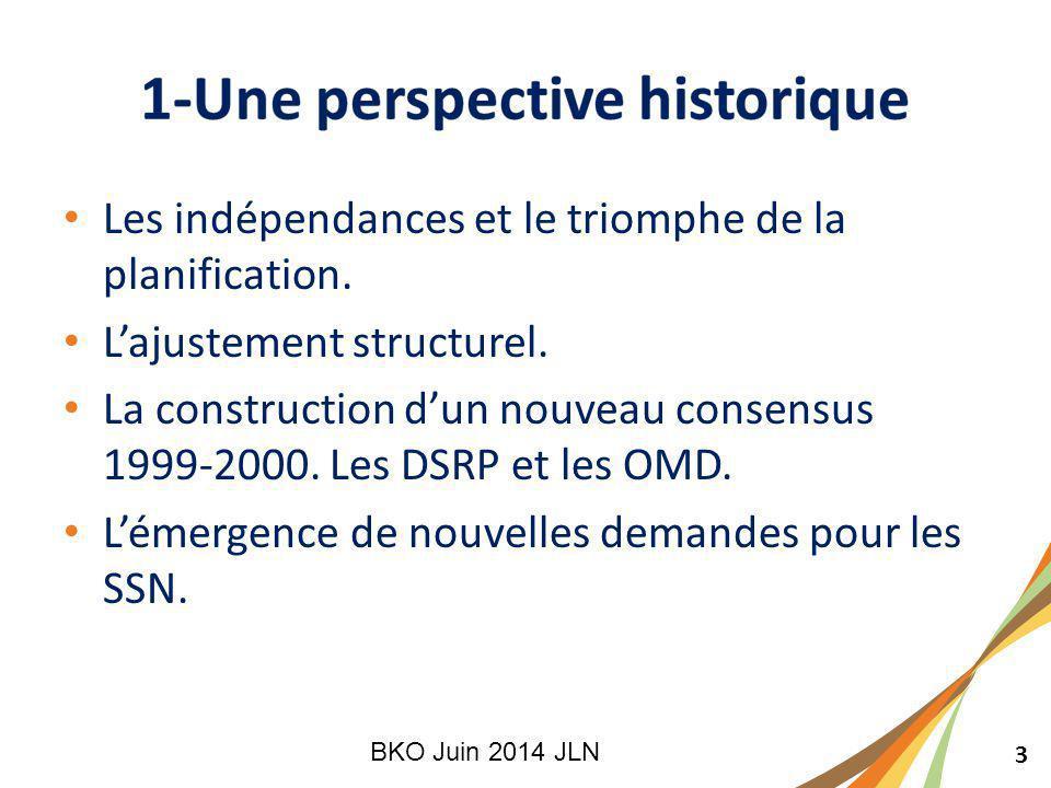 3 Les indépendances et le triomphe de la planification.