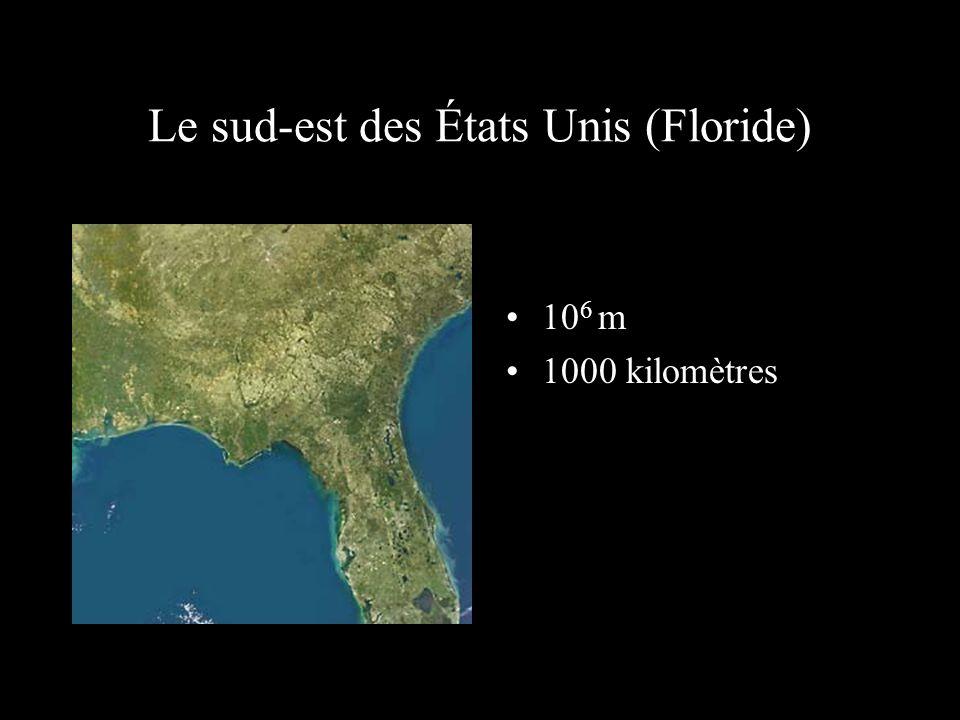 10 5 m 100 kilomètres