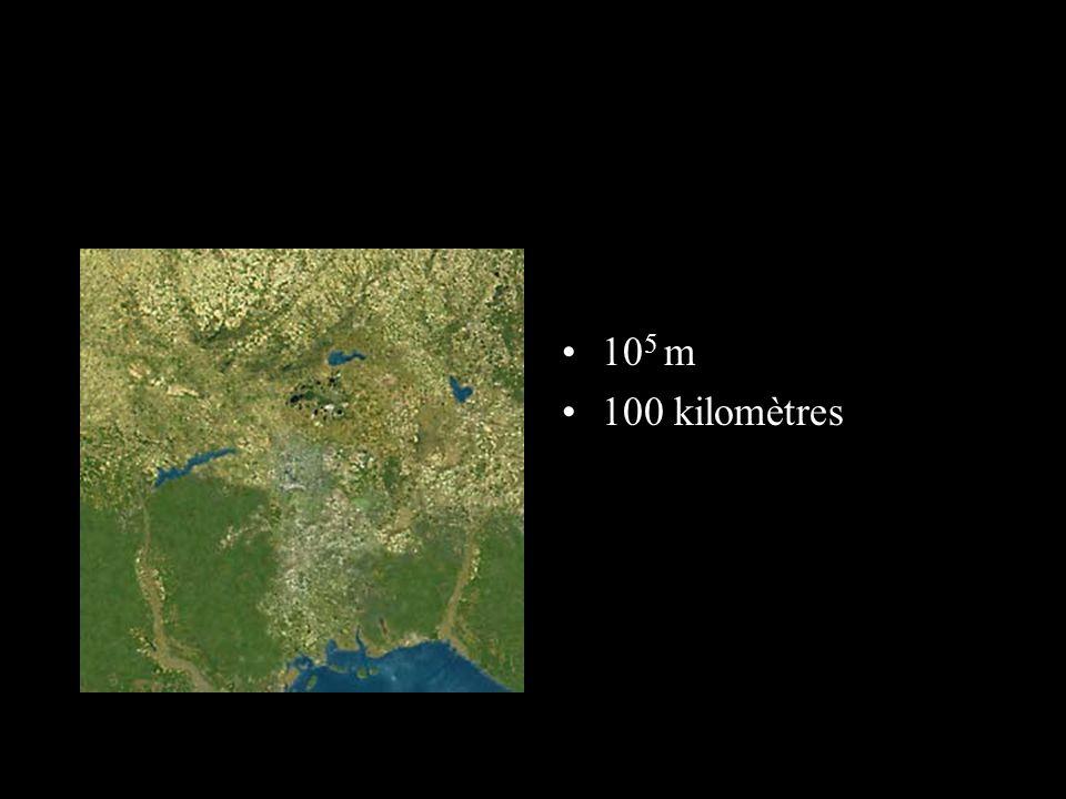 La ville de Tallahassee 10 4 m 10 kilomètres