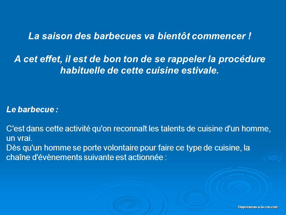 Diaporama PPS réalisé pour http://www.diaporamas-a-la-con.com Diaporamas-a-la-con.com PPS réalisé pour diaporamas-a-la-con.com La saison des barbecues