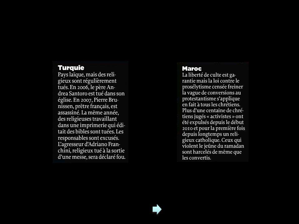 … enfin deux infos : - Courant 2011 : pour la première fois, dans l Histoire de France, les pratiquants musulmans seront plus nombreux que les pratiquants cathos (baisse régulière de la pratique religieuse chrétienne et augmentation du nombre de musulmans, surtout par le taux de natalité, mais aussi par l immigration et les conversions.