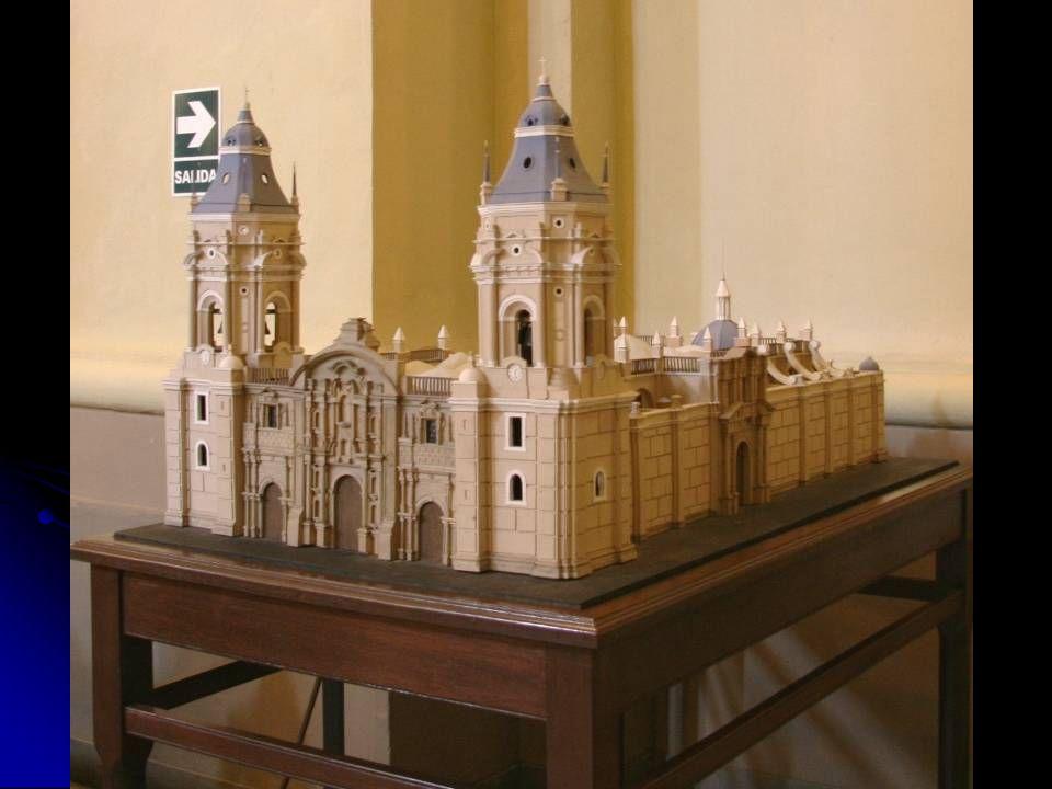 Chapelle dédiée à Francisco Pizarro fondateur de Lima. Elle contient le mausolée du conquistador.