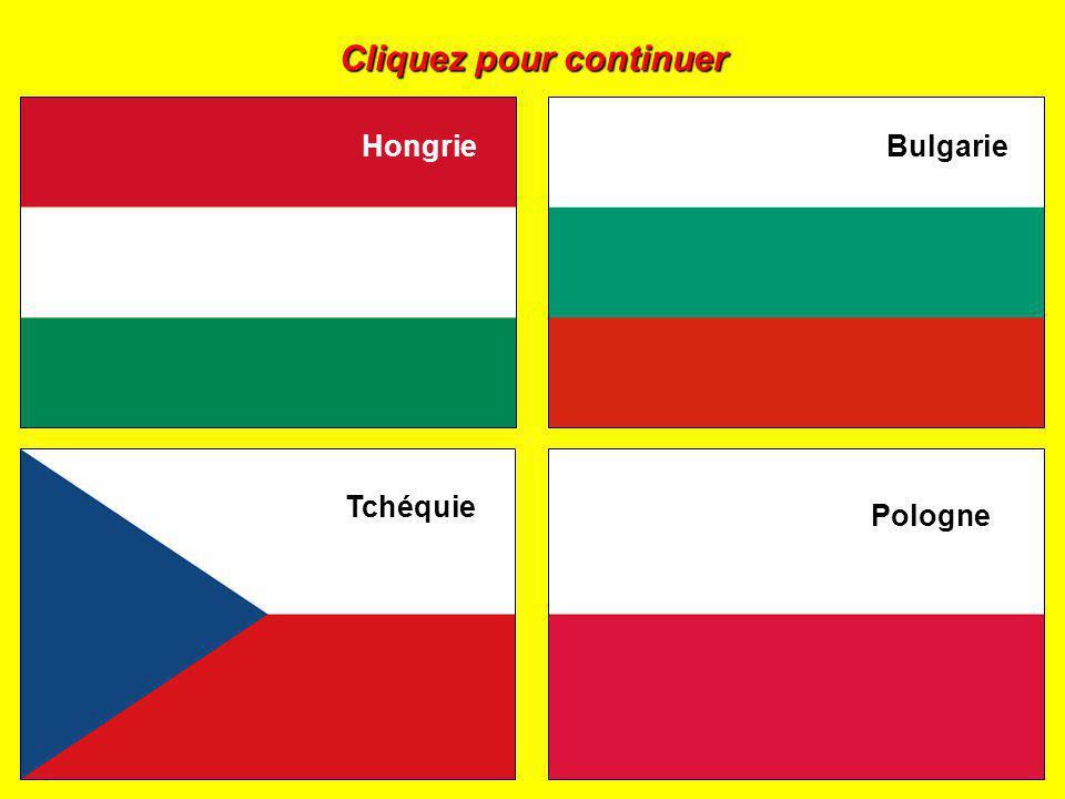 Cliquez sur le drapeau de la Hongrie :