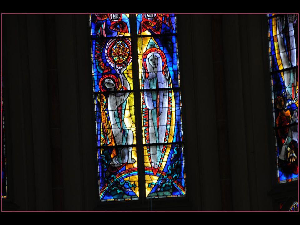 L'église paroissiale possède un bel orgue signé Paul Hofmayer