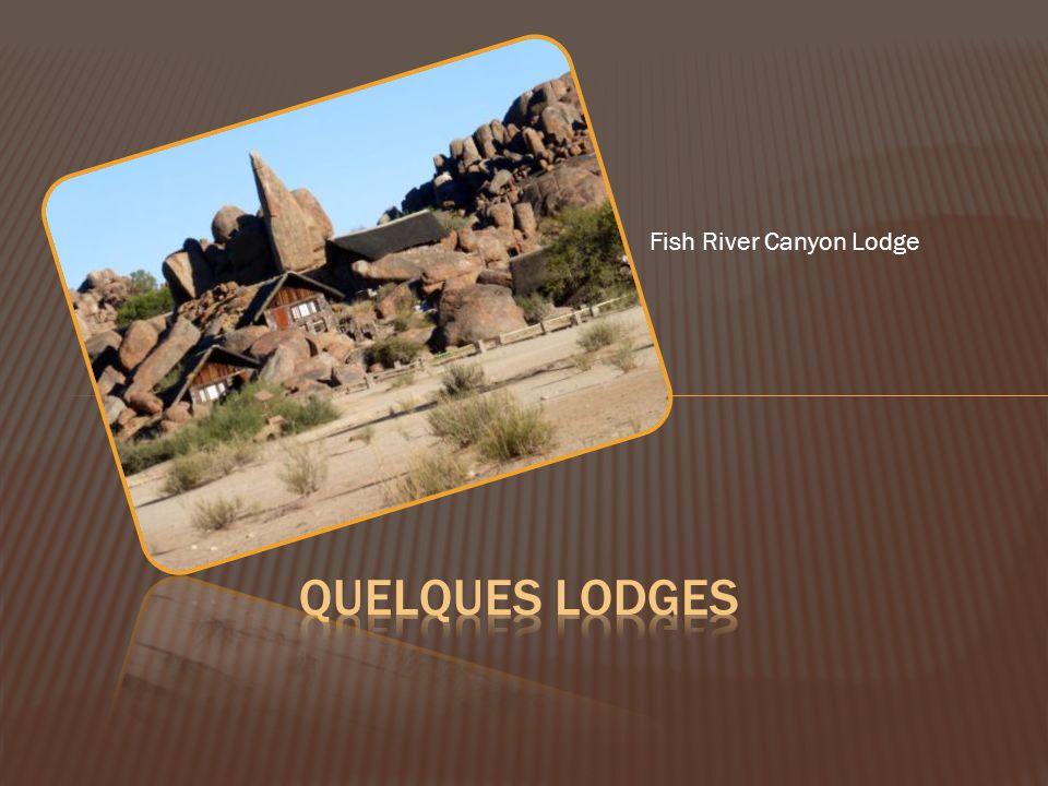 Fish River Canyon Lodge