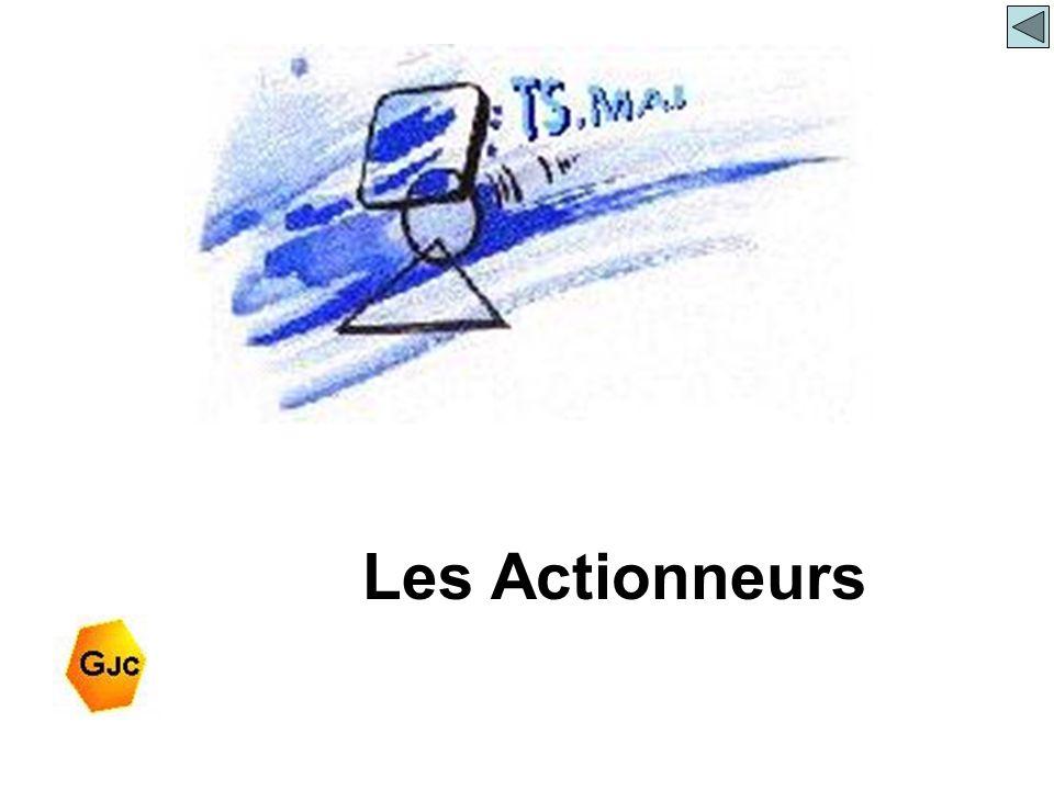Les Actionneurs
