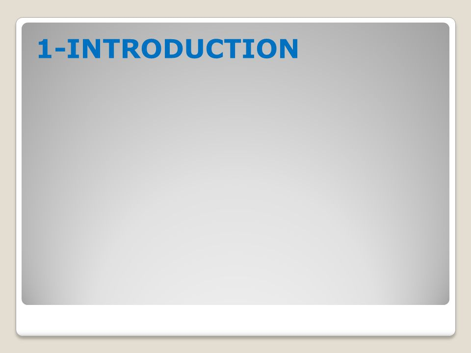 1-INTRODUCTION