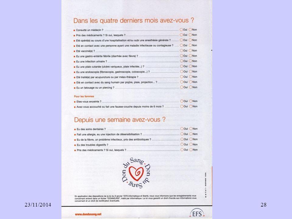 23/11/2014 M. ROCHE-ALEXANDRE28
