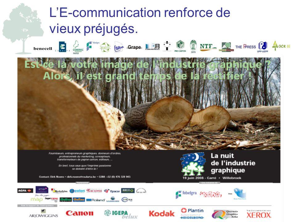 Pour une saine gestion des forêts, des arbres doivent être régulièrement coupés en éclaircie, qu'il y ait ou pas un débouché pour la fabrication de papier.