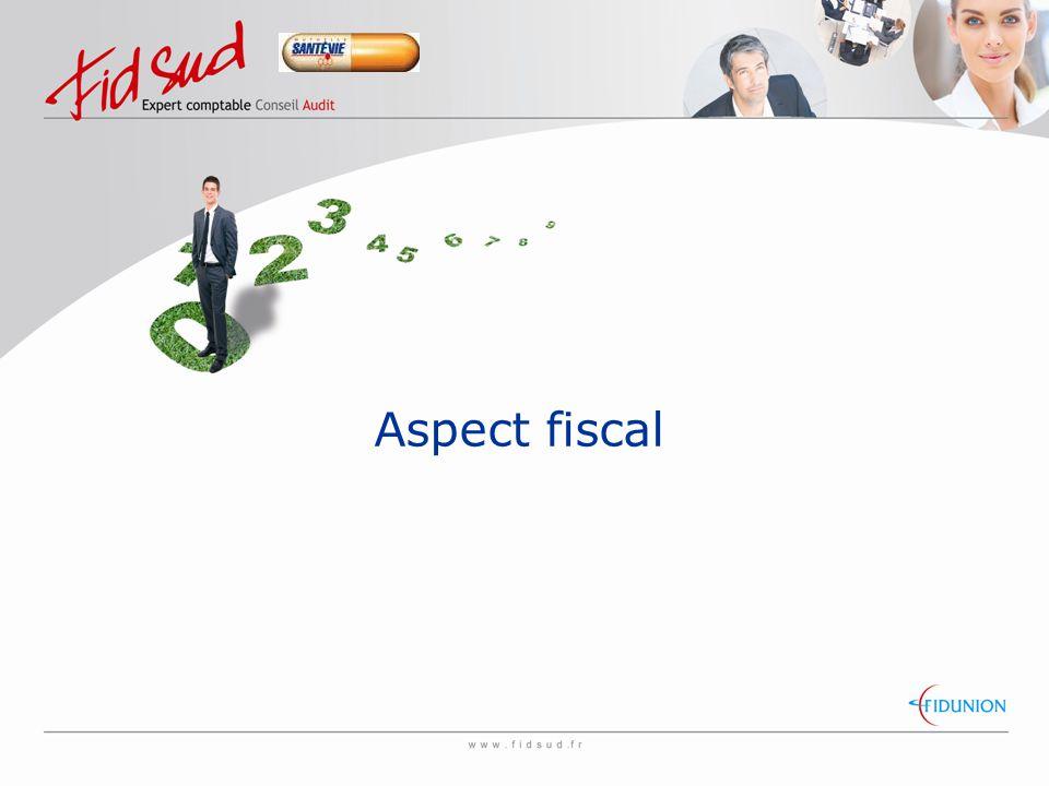 Aspect fiscal