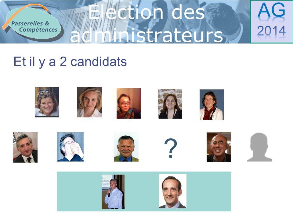 Sommaire 2014 Et maintenant VOTONS… … sur les rapports moral, d'activité et financier … sur le budget 2014 Et découvront nos nouveaux administrateurs