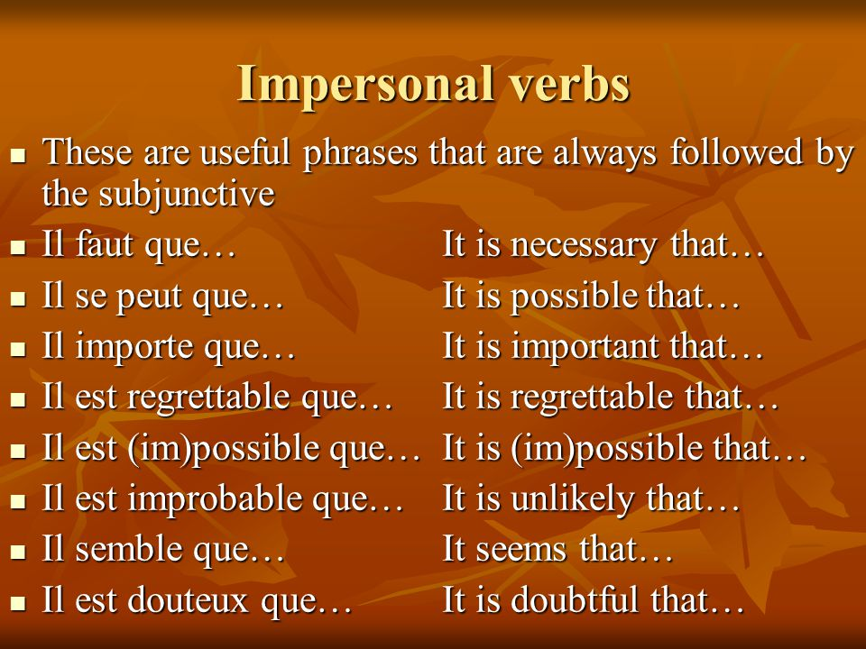 After certain verbs expressing personal opinion the subjunctive is only required when the verb is used in the negative form!.