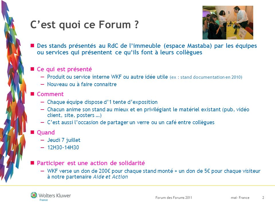 mai- FranceForum des Forums 20112 C'est quoi ce Forum .