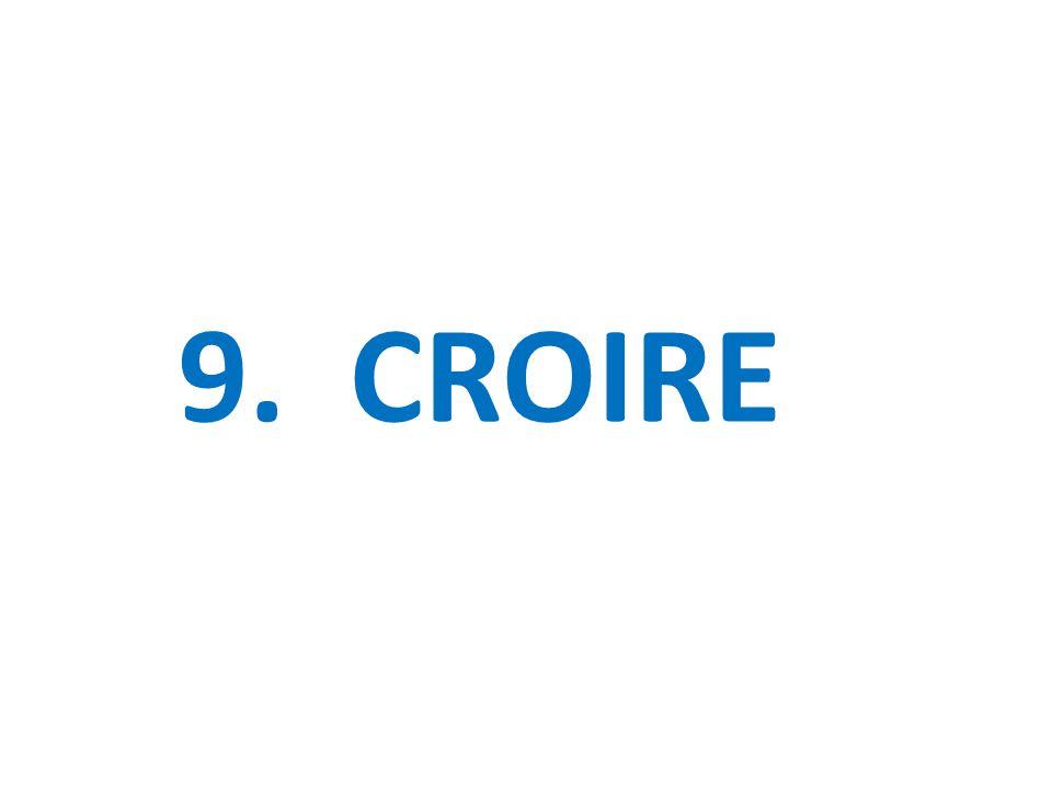 9. CROIRE