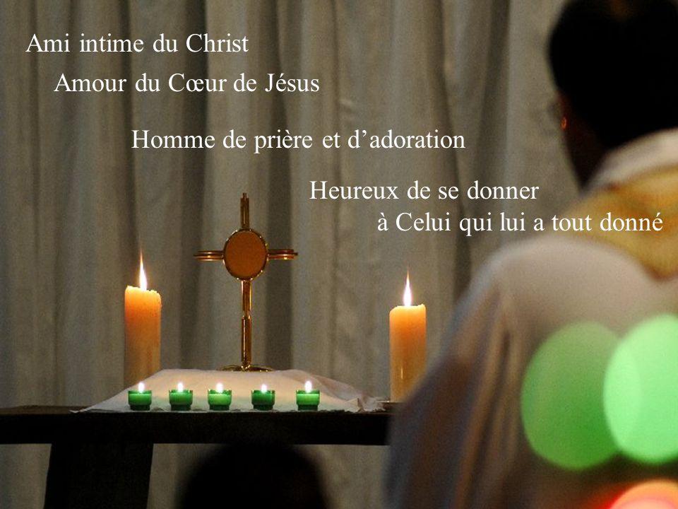 Témoin joyeux de la fécondité de toute vie donnée Réservoir d'amour pour le Peuple assoiffé Signe du Royaume de Dieu déjà présent