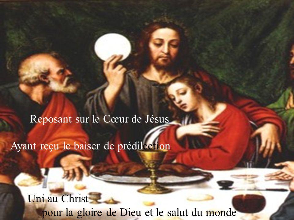 Heureux de se donner à Celui qui lui a tout donné Ami intime du Christ Amour du Cœur de Jésus Homme de prière et d'adoration