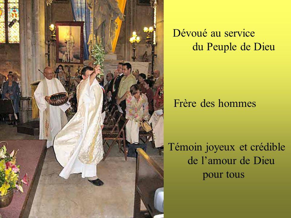 Conscient que le salut vient de Dieu seul Veilleur au pied de la croix avec la Vierge Marie et Jean Offrant et s'offrant continuellement