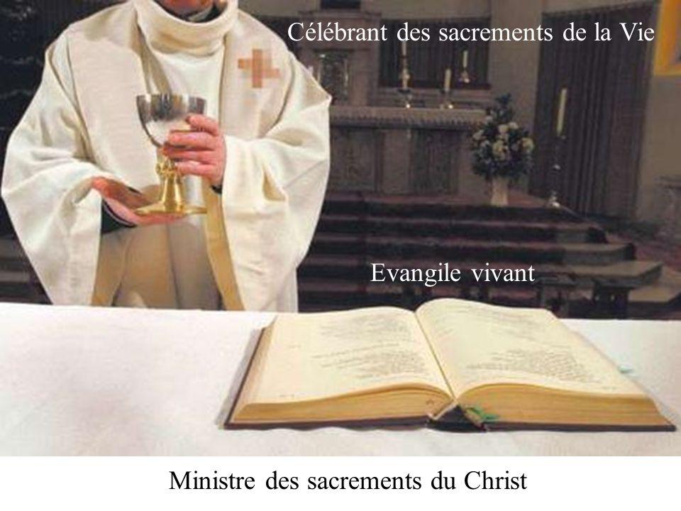 Prêtre pour l'éternité Ordonné Revêtu de la Grâce Oint de l'huile sainte