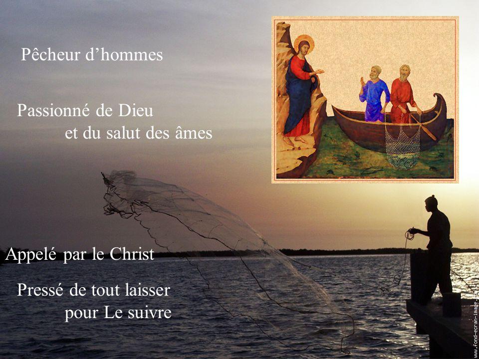 Pont entre Dieu et les hommes Guetteur de l'amour de Dieu pour ses frères Passeur d'une rive à l'autre Guide du Peuple de Dieu sur le chemin du Salut