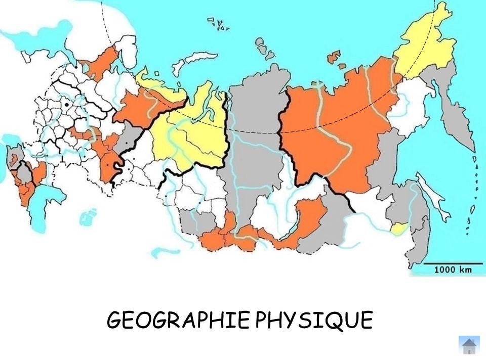 GEOGRAPHIE PHYSIQUE MERS ET ÎLES ENSEMBLES GEOGRAPHIQUES HYDROGRAPHIE VILLES MILLIONNAIRES GEOGRAPHIE POLITIQUE ET ADMINISTRATIVE PAYS VOISINS ORGANIS