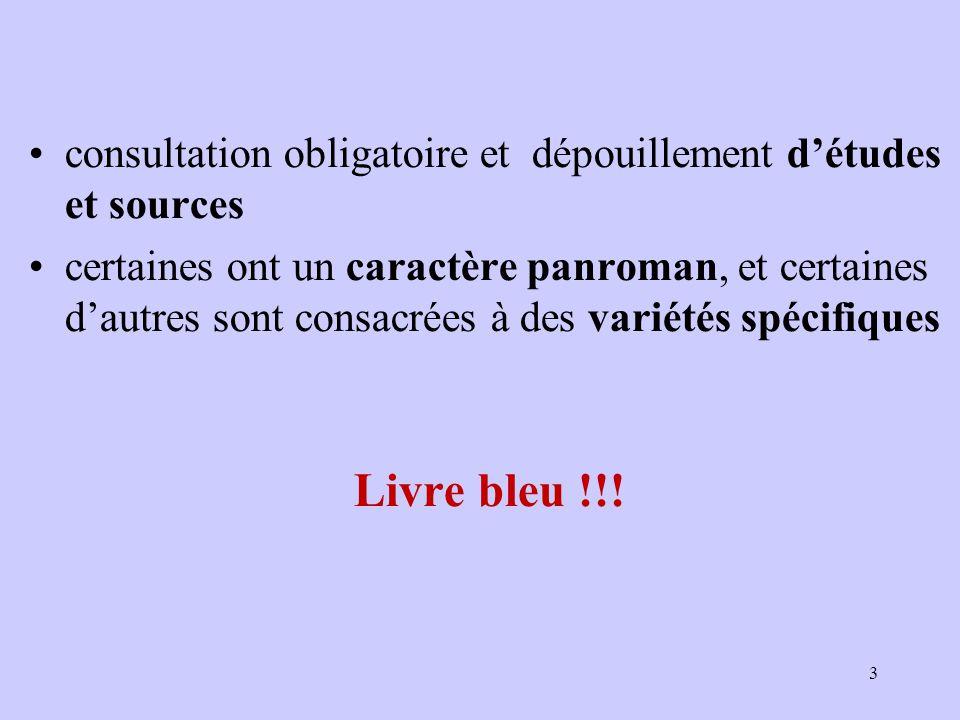 Le corrélat de I.1., lat.quaerere v.tr. « chercher » (dp.