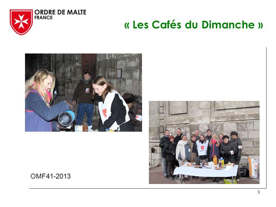 « Les Cafés du Dimanche » 3 OMF41-2013