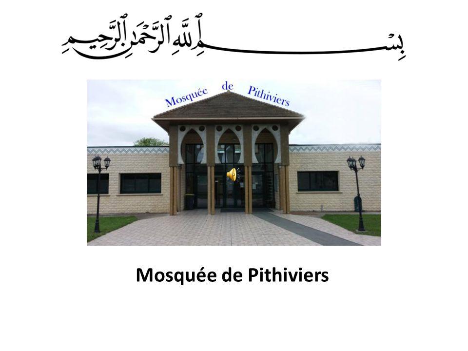 Mosquée de Pithiviers