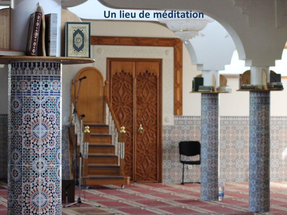 Un lieu de méditation