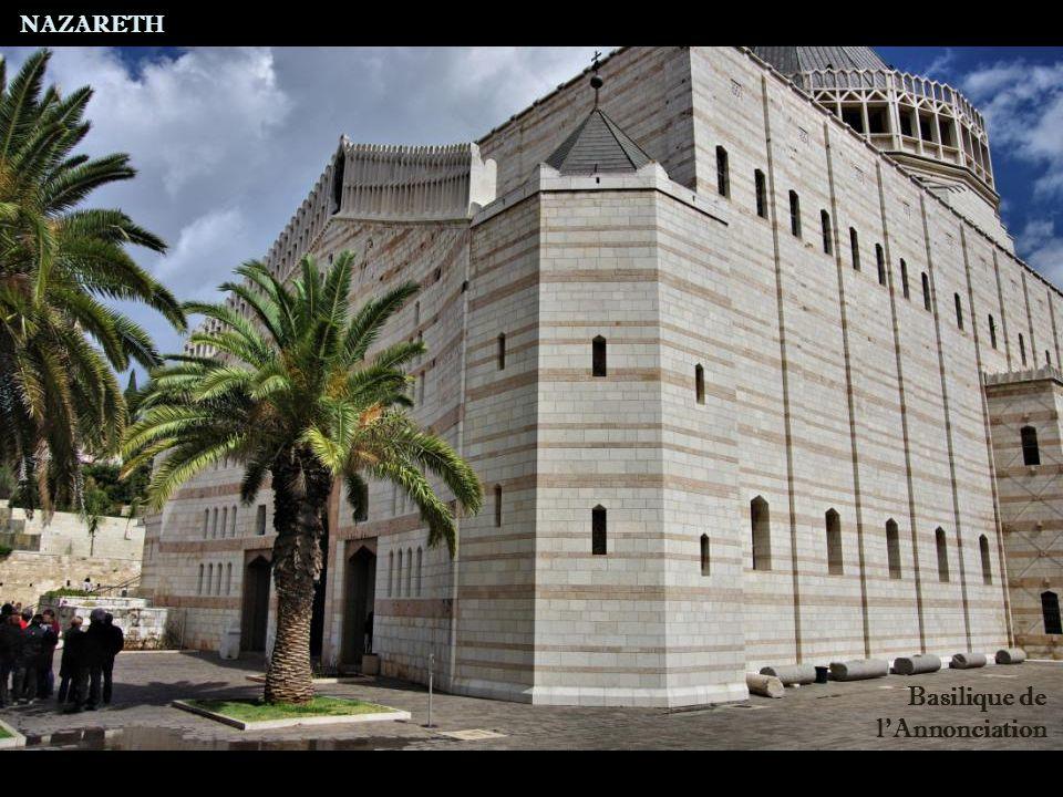 NAZARETH Basilique de l Annonciation