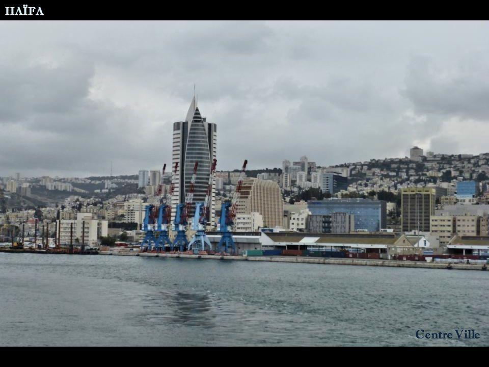 HAÏFA Le Port