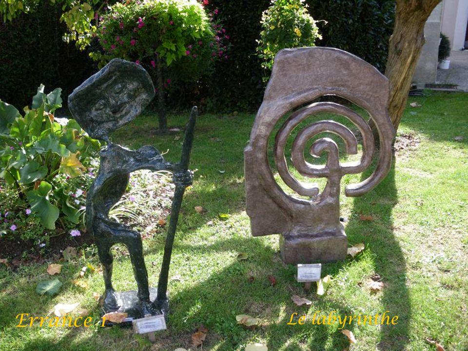 Errance 1 Le labyrinthe