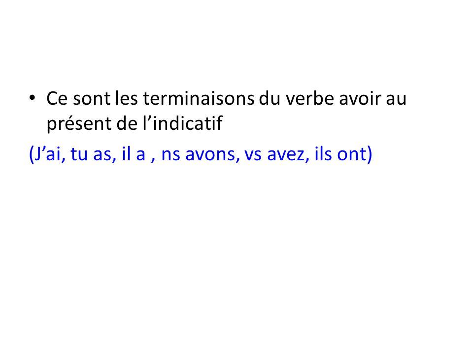 Formation verbes en er L'infinitif du verbe + la terminaison du futur simple Ex.