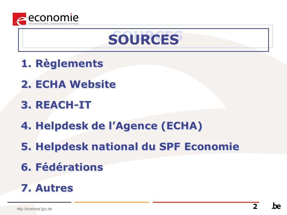 http://economie.fgov.be 13