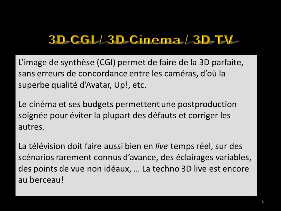 Visualising 3D Movies on YouTube (2) 17