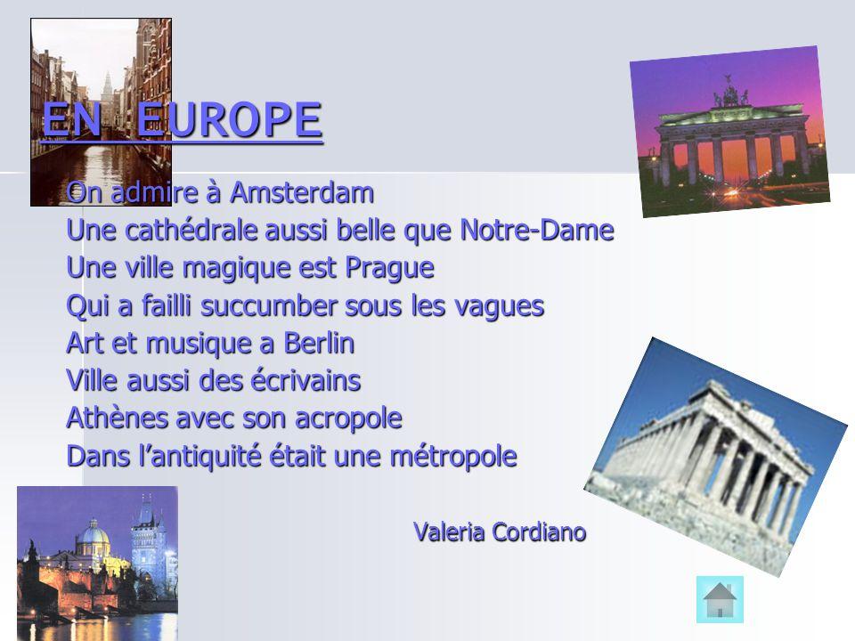 EN EUROPE Á Vienne, L'Opera vante des salles très anciennes.