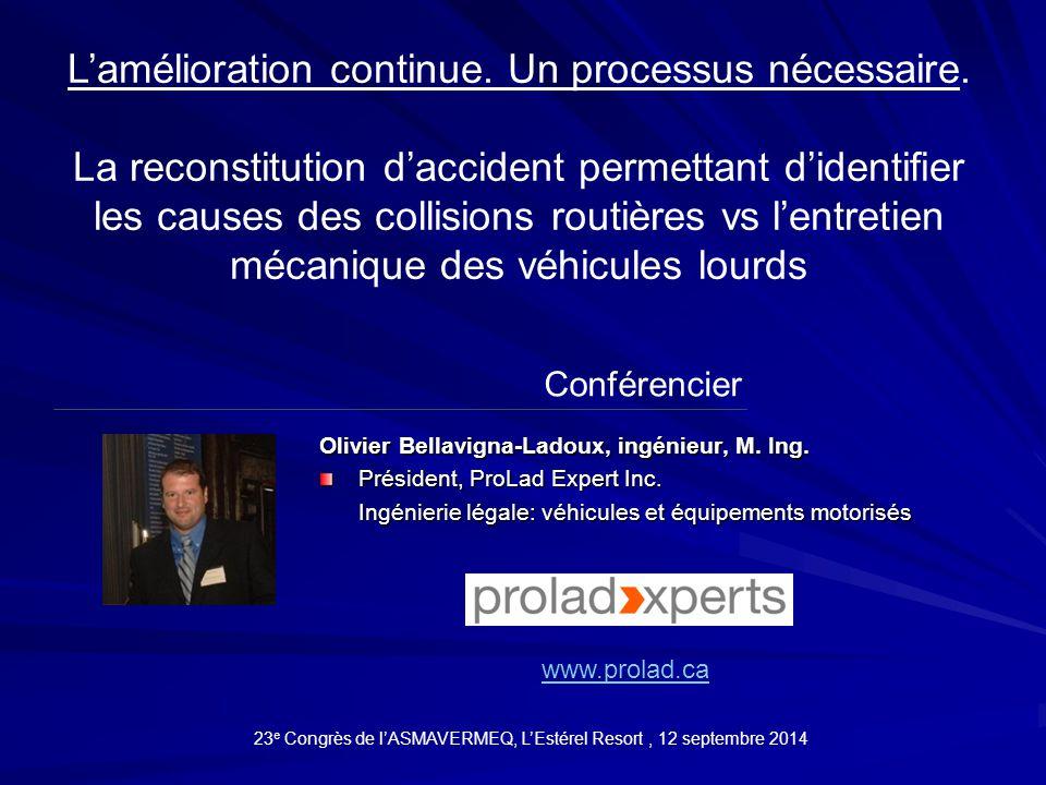 Conférencier Olivier Bellavigna-Ladoux, ingénieur, M.