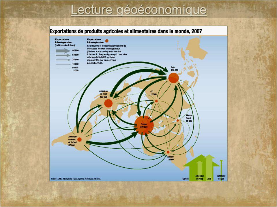 3.Lecture géoculturelle : vers un monde uniformisé .