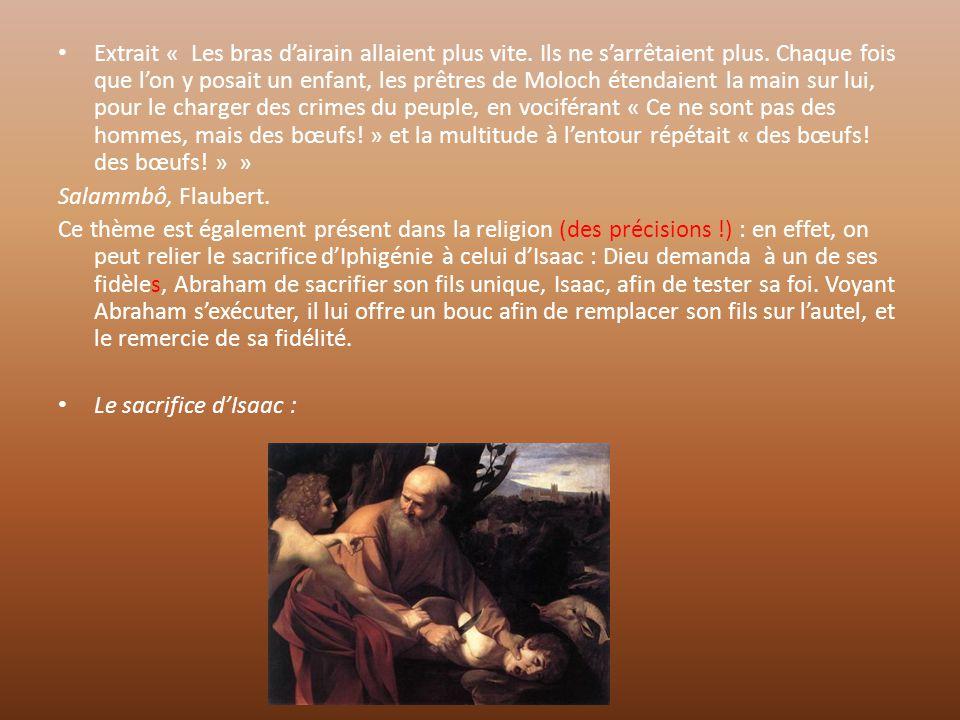 Iphigénie, Racine Nous allons étudier ici les différences rencontrées entre le mythe d'origine, et la version écrite par Racine en 1674.