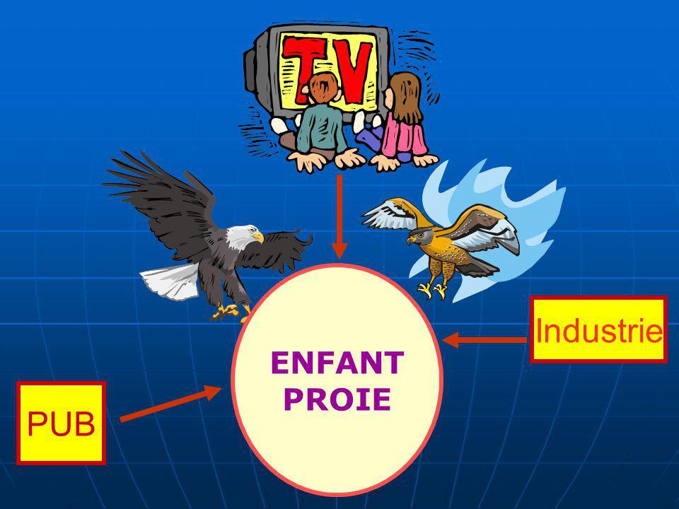 ENFANT PROIE PUB Industrie
