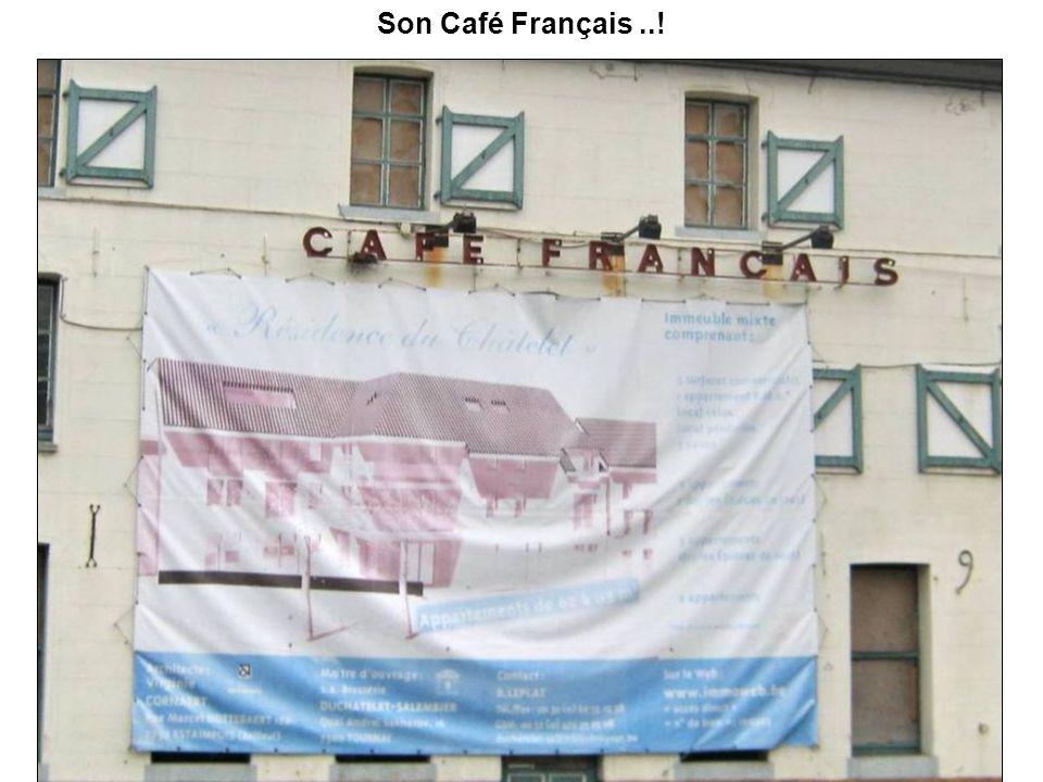 Son Café Français..!
