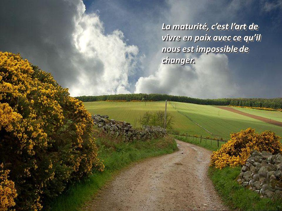 L'art de vieillir consiste à conserver quelque espérance. André Maurois Nouvelliste et essayiste français. (1885-1967)
