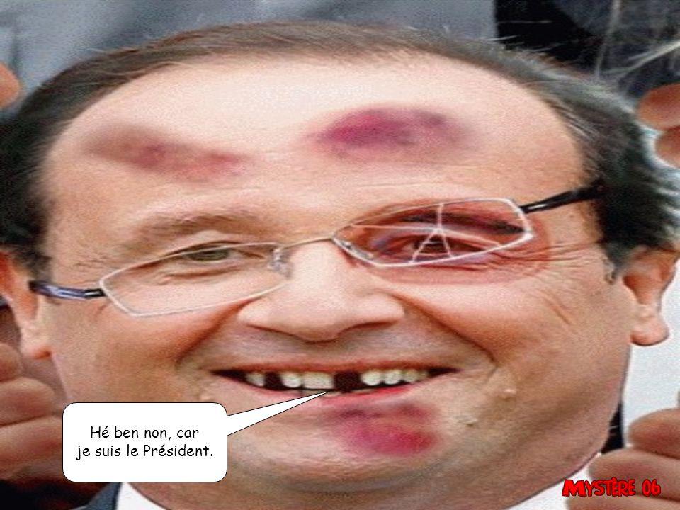 François, la seule solution, c est que tu dégages de la France.