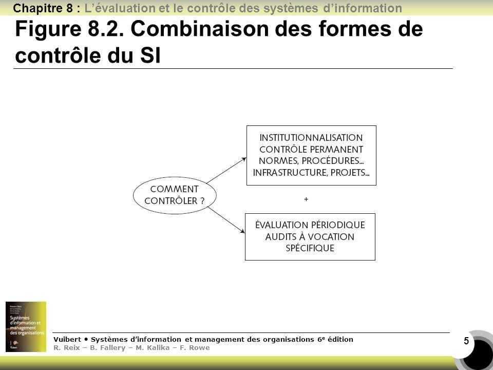 Vuibert Systèmes d'information et management des organisations 6 e édition R.