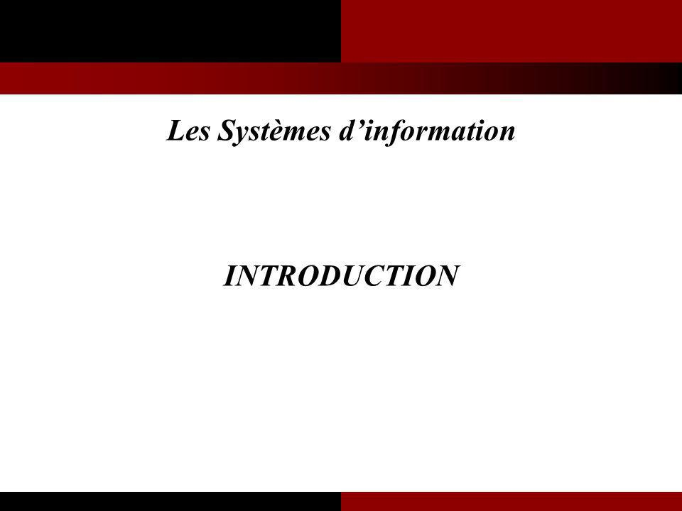 Objectifs du cours Avoir une idée sur les démarches de développement des SI Connaitre les composants d'un SI Comprendre le concept de système d'information SI Cette leçon va vous aider à : Z.