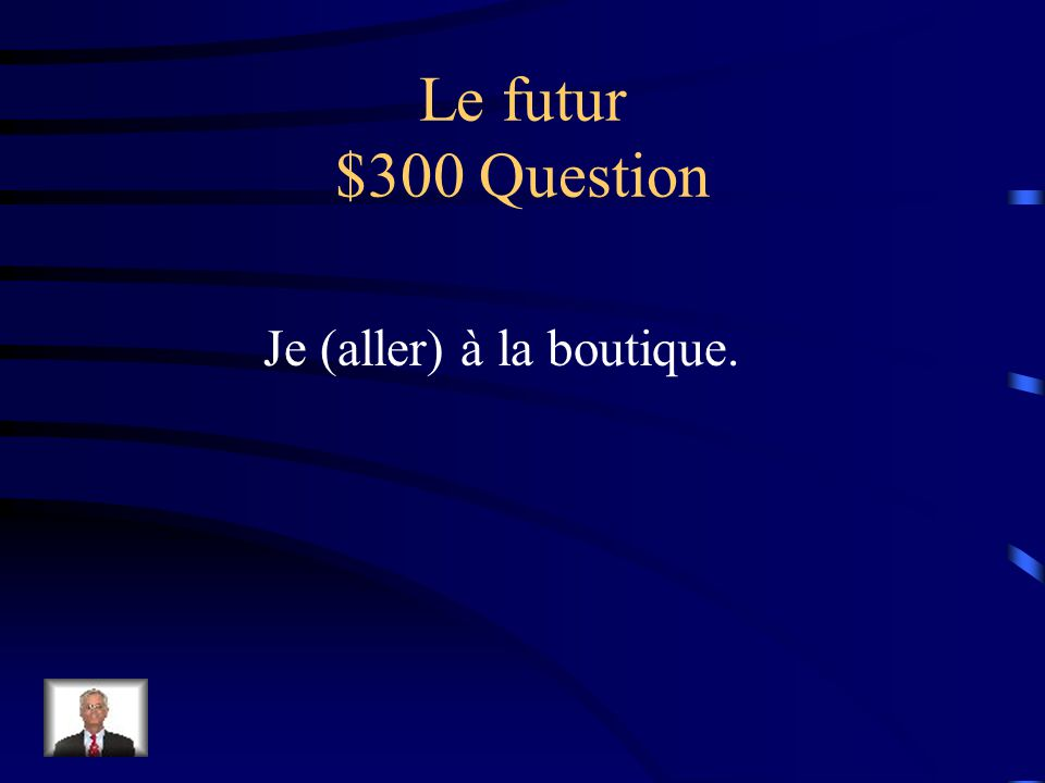 Le futur $200 Answer Vous perdrez vos papiers.