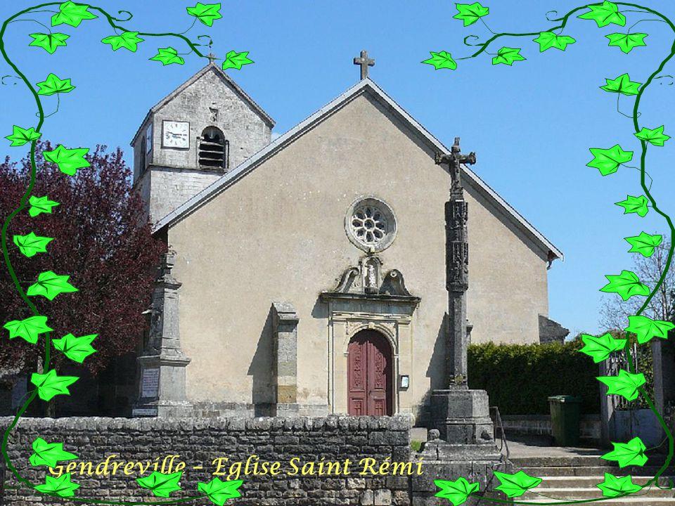 Dombrot le Sec Eglise Saint Brice